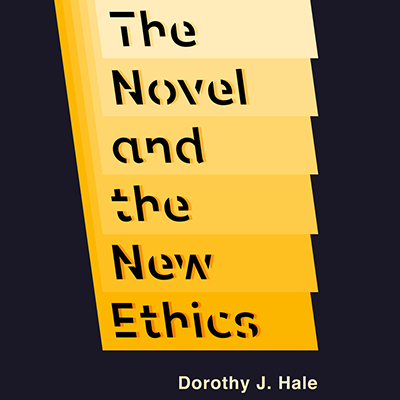 Book cover for The Novel and the New Ethics