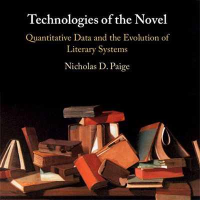 Book cover for Technologies of the Novel