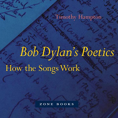 Bob Dylan's Poetics Cover
