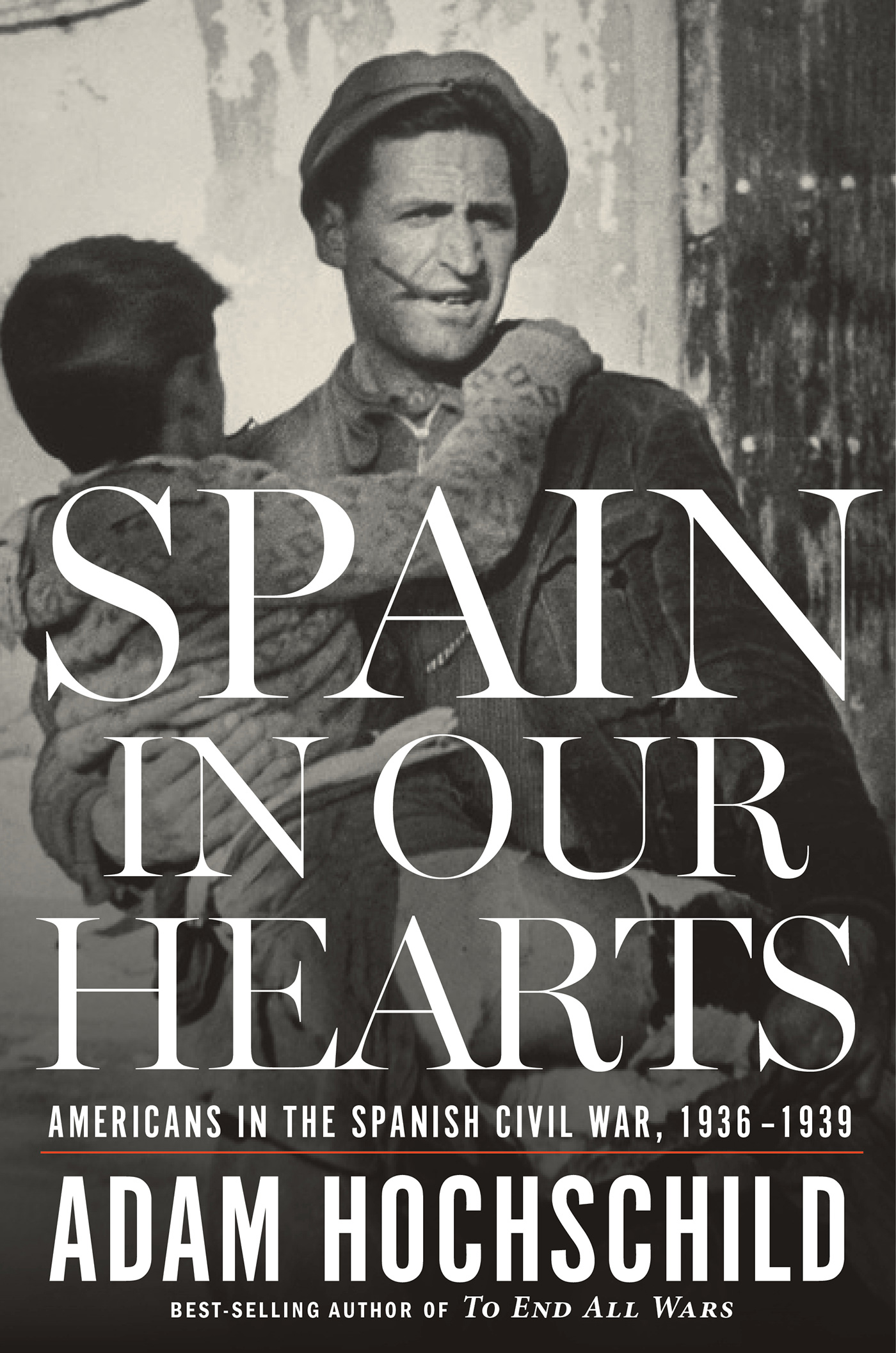 Image of Spain in Our Hearts book cover