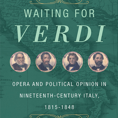 Waiting for Verdi Cover