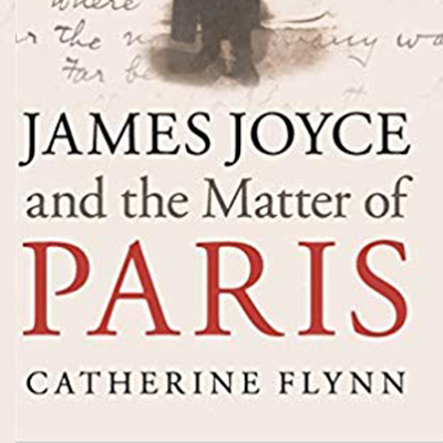 James Joyce Paris Book Cover