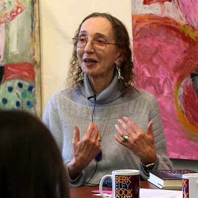 Joyce Carol Oates Photo