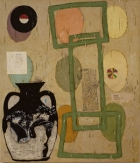 Painting by Squeak Carnwath.
