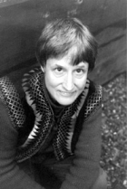 Photo of Donna Haraway.