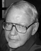 Photo of Fredric Jameson.