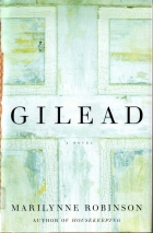 Photo of Marilynne Robinson's book, Gilead