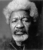 Photo of Wole Soyinka.