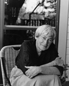 Image of Ursula K Le Guin