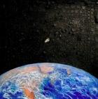 Painting of the Earth by John McNamara