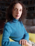 Photo of Joyce Carol Oates.