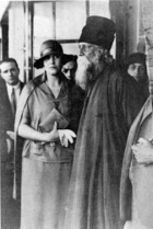 Ocampo and Tagore: the Last Farewell, Paris, May 1930