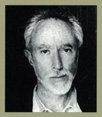 Photo of J M Coetzee.