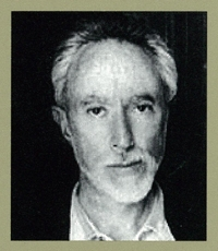 Photo of J M Coetzee.