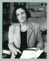 Photo of Eva Hoffman.