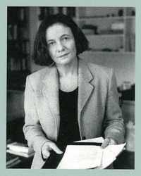 Photo of Eva Hoffman.