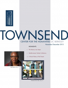 Image of the cover of Nov/Dec 2013 newsletter.