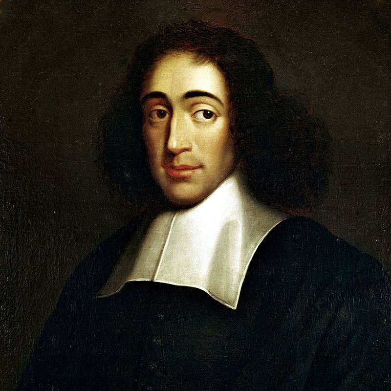Spinoza Painting