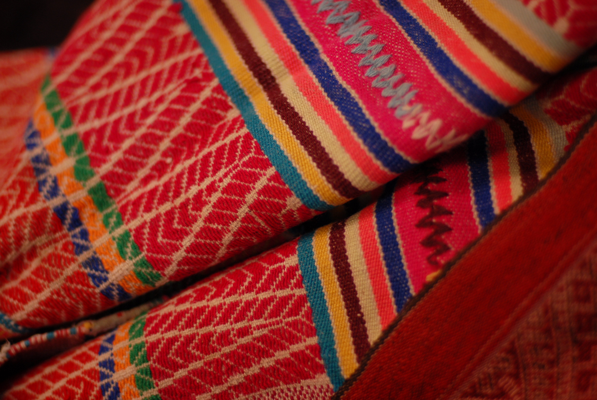 Andean Blanket Photo